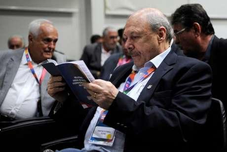 José Carlos Peres deve estar presente na reunião do Conselho Deliberativo nesta terça-feira (Foto: Rodrigo Corsi/FPF)