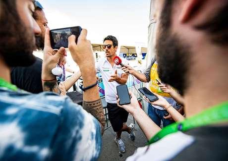 Após penalidades em Santiago, Di Grassi termina fora da zona de pontuação e já visa ePrix da Cidade do México