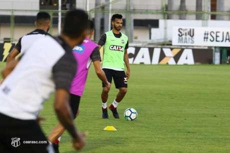 (Bruno Aragão / Divulgação / Ceará SC)