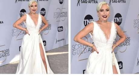 Lady Gaga (Fotos: Divulgação/Dior)