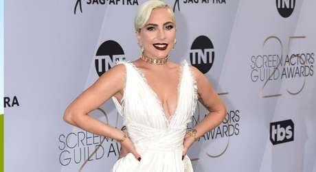 Lady Gaga (Foto: Divulgação/Dior)