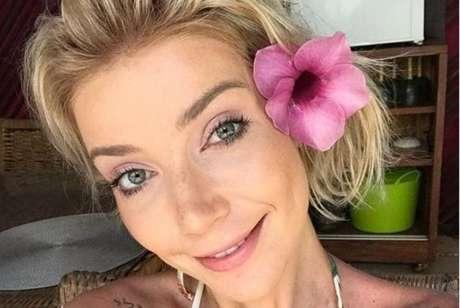 A cantoraLuiza Possi, que anunciou que está grávida do primeiro filho.