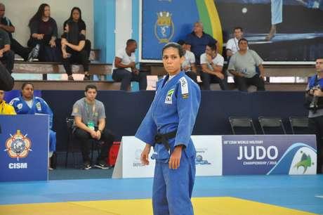 Jéssica Pereira, judoca brasileira