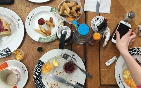Redes sociais fazem mal para a reeducação alimentar