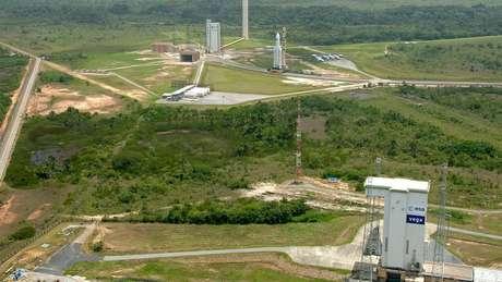 Unidade de lançamento europeia está sendo construída em solo latino-americano