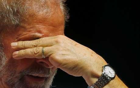 Ex-presidente Luiz Inácio Lula da Silva 06/06/2016 REUTERS/Ricardo Moraes