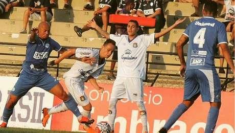 São Bento e São Caetano ficaram no empate por 1 a 1
