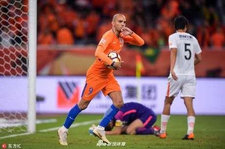 Tardelli ficou quatro temporadas na China e ainda não aceitou proposta de nenhum clube-(Foto: Divulgação)