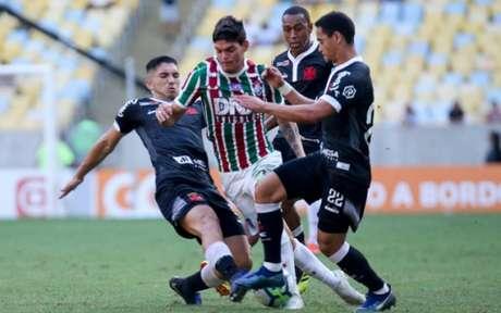 Vasco vence o Fluminense e termina em 1° no Grupo B - Muqui em Foco bd1638e0c87cc
