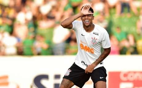 Gustagol marcou três gols em cinco jogos em 2019 (Foto: EDUARDO CARMIM PHOTO PREMIUM)