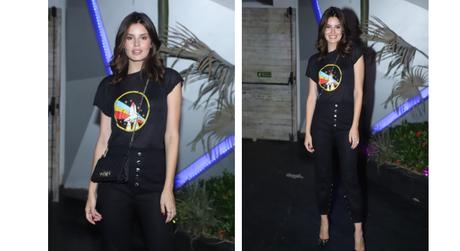 Camila Queiroz (Fotos: Daniel Pinheiro/AgNews)