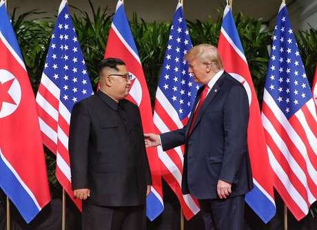 Nova cúpula entre Trump e Kim será no Vietnã, diz TV