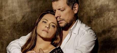 Viviane Pasmanter e Marcelo Airoldi em Amor Profano: o difícil reencontro de quem se amou e talvez ainda se ame
