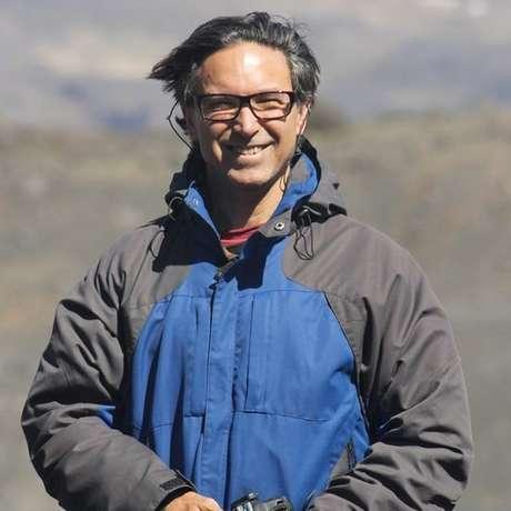 Santiago Gassó, geofísico argentino e especialista da Nasa, que estuda o uso de satélites para detectar a poeira