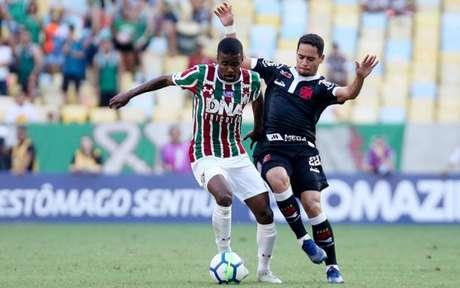 No último duelo entre as duas equipes, melhor para o Vasco, que venceu por 1 a 0 (Foto: Divulgação)