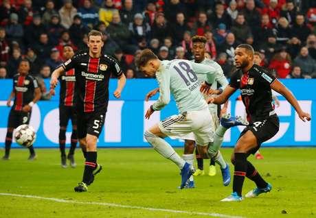 Bayern de Munique tropeçou contra o Bayer Leverkusen