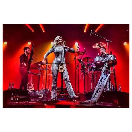 O trio britânico Clean Bandit falou com o Terra antes de show em São Paulo