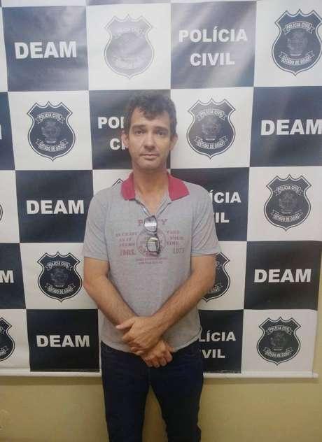 Sandro Teixeira de Faria, filho do médium João de Deus, foi preso na manhã deste sábado, 2
