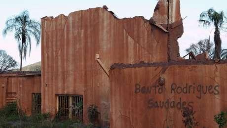 A liquefação foi uma das causas apontadas para o rompimento da barragem de Fundão, em Mariana, em 2015