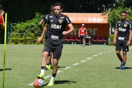 Pablo vai disputar a Libertadores pela primeira vez na carreira