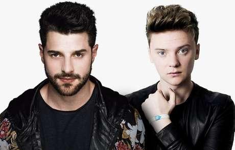 DJ Alok e Conor Maynard.