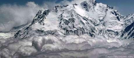 Geleiras do Himalaia foram formadas há 70 milhões de anos