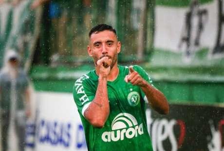 Foto> Márcio Cunha/Chapecoense