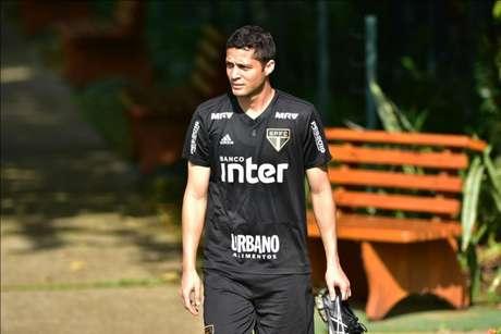 Anderson Martins está com tendinite no joelho direito (Foto: Eduardo Carmim/Photo Premium/Lancepress!)