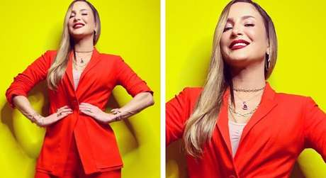 Claudia Leitte (Fotos: Reprodução/Instagram/@yanacioli)