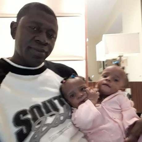 Ibrahima pediu asilo ao Reino Unido