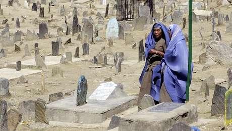 A maior parte dos mortos em guerras são homens