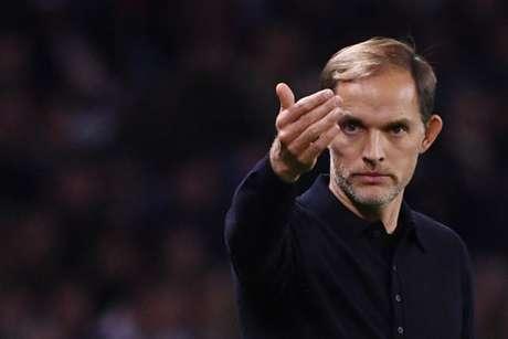 O treinador do PSG não quer saber de surpresas (Foto: Anne-Christine-Poujoulat/AFP)