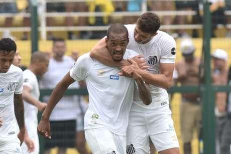 Luiz Felipe deve retornar ao time titular contra o Altos-PI, pela primeira fase da Copa do Brasil (Ivan Storti/Santos FC)