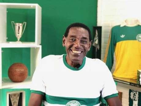 Jairo, ex-goleiro do Coritiba,morreu nesta quarta-feira