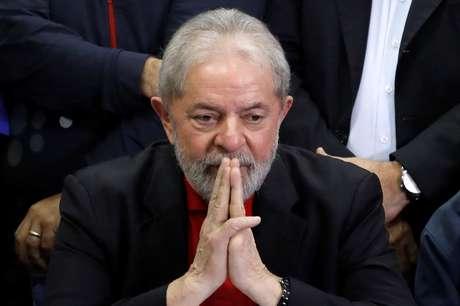 Ex-presidente Luiz Inacio Lula da Silva. 13/7/2017. REUTERS/Nacho Doce
