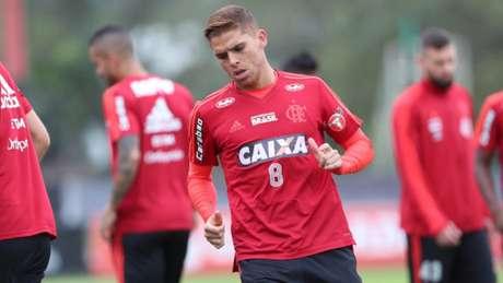 Cuéllar garantiu que Flamengo vai entrar em campo pensando na vitória (Gilvan de Souza / C.R. Flamengo)
