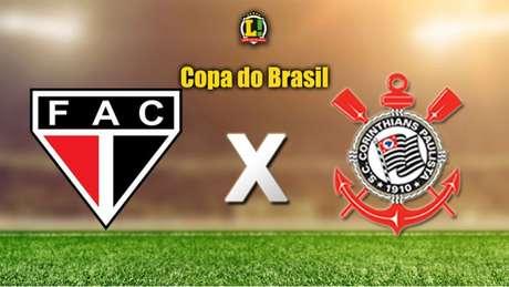 Ferroviário e Corinthians se enfrentam nesta quinta-feira