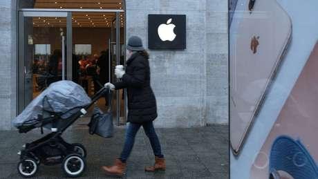 Para os consumidores chilenos que aderiram à ação judicial, a Apple os 'enganou' ao fazer com que os celulares fiquem mais lentos conforme o tempo passa