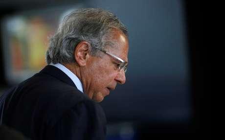 Ministro da Economia, Paulo Guedes 20/11/2018 REUTERS/Adriano Machado