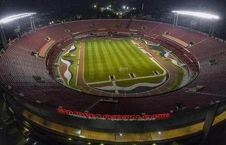 Expectativa é de casa cheia no Morumbi para o duelo da próxima quarta, contra o Talleres (Igor Amorim/saopaulofc.net)