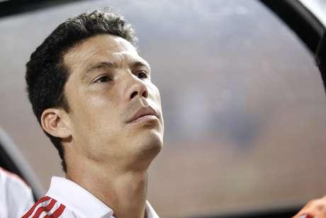 Hernanes acredita na virada do São Paulo sobre o Talleres na Libertadores