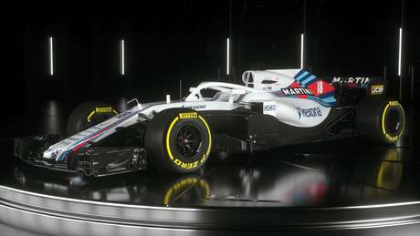 Williams revela data de lançamento do FW42