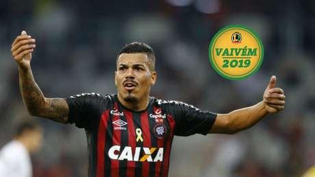 Em busca de um lateral-esquerdo, Santos tem interesse na contratação de Carleto, ex-Athletico (Divulgação)