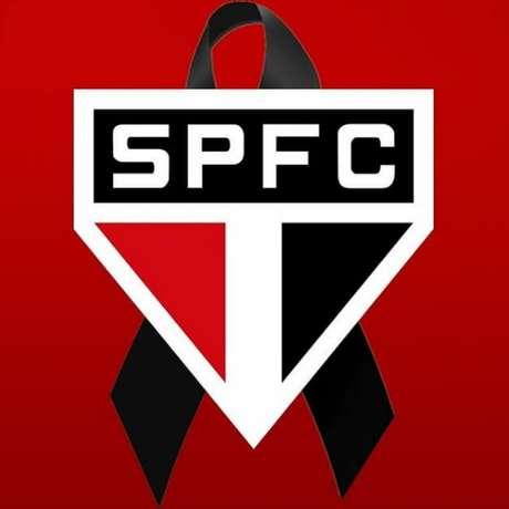 Imagem postada pelo São Paulo em suas redes sociais - Reprodução