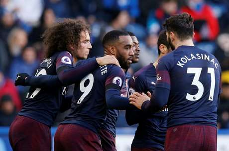 Arsenal venceu o Huddersfield Town