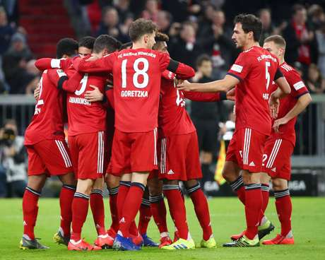 Bayern de Munique lidera a Bundesliga