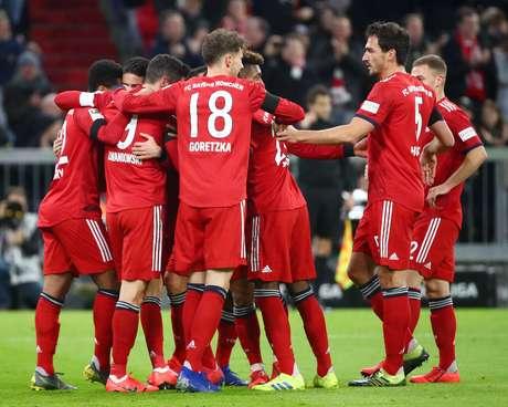 Bayern de Munique lidera a Bundesliga