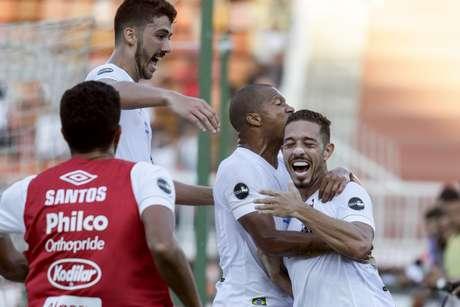 Santos bateu o Mirassol neste sábado (9)
