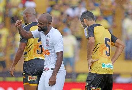 Corinthians perdeu para o Novo Horizontino por 1 a 0