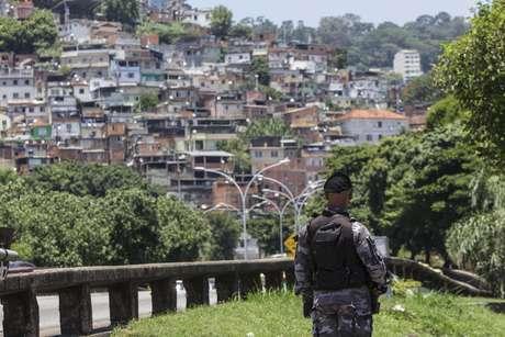 Morro do Fallet, na Zona Norte do Rio de Janeiro